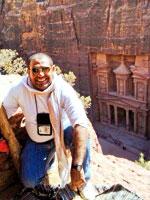 guide en jordanie