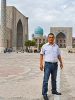 guide en Ouzbékistan
