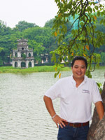guide-accompagnateur salaun holidays au vietnam